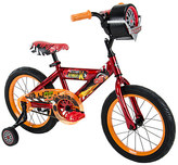 Disney Cars Bike by Huffy -- 16'' Wheels
