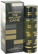 Davidoff The Brilliant Game Eau De Toilette Spray for Men (3.4 oz/100 ml)