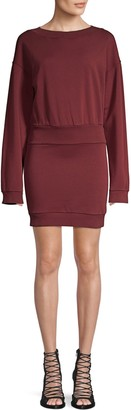Faith Connexion Banded Waist Sweater Dress