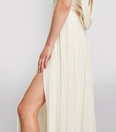 Thumbnail for your product : Maria Lucia Hohan Cowl-Back Lynda Gown