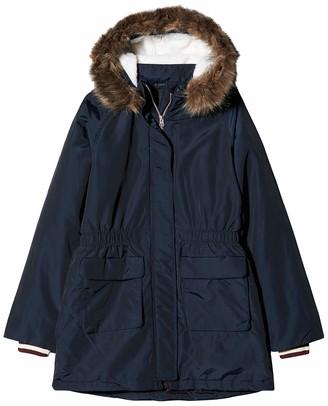 Name It Girl's Nkfmolea Parka Jacket Noos