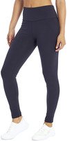 Bally Total Fitness Women's Active Pants MIDNIGHT - 27'' Midnight Blue High-Waist Tummy-Control Leggings - Women
