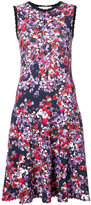 Carolina Herrera floral print dress