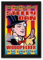 Art.com Steely Dan at the Whiskey A-Go-Go Framed Art Print by Dennis Loren