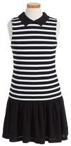 Kate Spade Girl's Stripe Dress