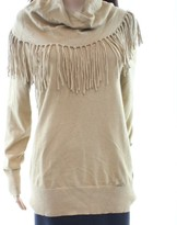 beige cowl neck sweater - ShopStyle