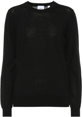 Burberry Merino wool sweater