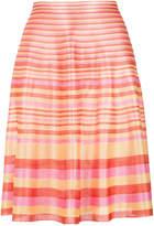 Cecilia Prado knit striped skirt