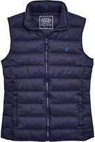 Joules Go To Padded Gilet, Navy