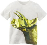 Carter's Graphic Tee (Toddler) - Ivory - 2T