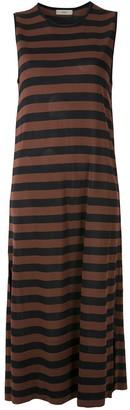Egrey knit Berlim midi dress