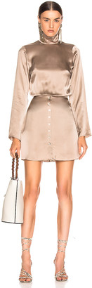 SABLYN Tonya Dress in Taupe | FWRD