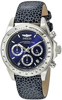 Invicta Women's 18361 Speedway Analog Display Japanese Quartz Blue Watch