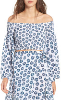 The Fifth Label Romancing Print Top
