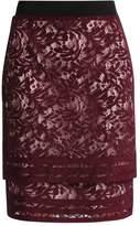 InWear MYRTLE Pencil skirt winetasting