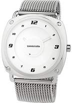 Lambretta Brunori Mesh Silver Men's watch sil