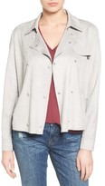 KUT from the Kloth Women's Shiloh Faux Suede Jacket