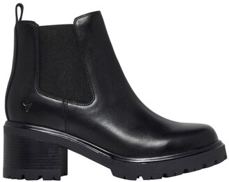 Windsor Smith Truth Black Boot