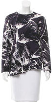 Kenzo Printed Long Sleeve Top