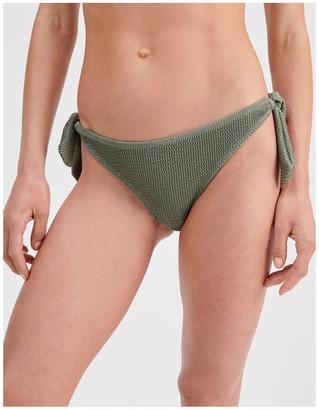 Miss Shop Hailey knot bikini bottom