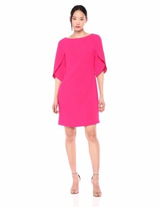 Trina Turk Women's Memorable Open Sleeve Dress