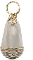 Rosantica Ghizlan crystal bracelet bag