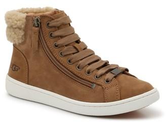 UGG Olive High-Top Sneaker