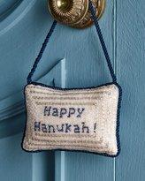 Sudha Pennathur Happy Hanukah Door Knocker
