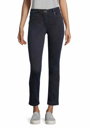 Betty Barclay Women's 3961/9703 Straight Jeans