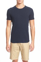 Wings + Horns Men's Ribbed Slub Cotton T-Shirt