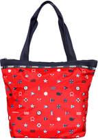 Le Sport Sac LG2659 Hailey Zip Top Tote Bag