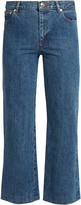 A.P.C. Sailor high-rise cropped jeans