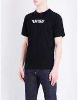 Evisu Brand-logo Cotton T-shirt