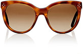 Chloé Women's Boxwood Cat-Eye Sunglasses-BROWN, NO COLOR