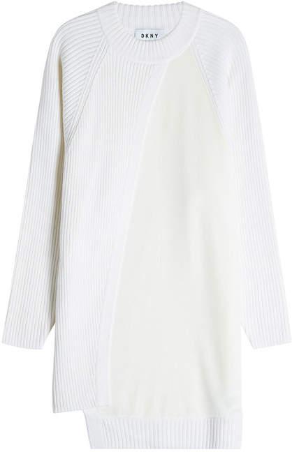 DKNY Wool Sweater Dress