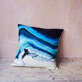 Graham and Green Palma Wave Square Cushion