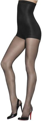 Hanes High-Waist Control Top Pantyhose