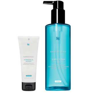 Skinceuticals Cleanse and Mask Duo for Dehydrated Skin