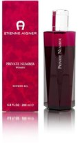 Etienne Aigner Private Number by for Women 6.8 oz Perfumed Shower Gel