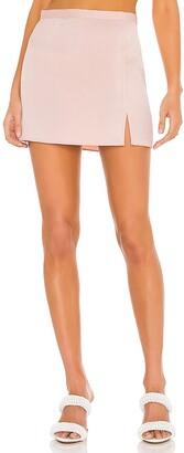 Marissa Webb Kami Crepe Slip Skirt