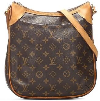 Louis Vuitton 2012 pre-owned monogram Odeon PM shoulder bag