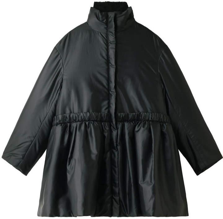 REKISAMI (レキサミ) - レキサミ フリル×インナーボア付き中綿コート