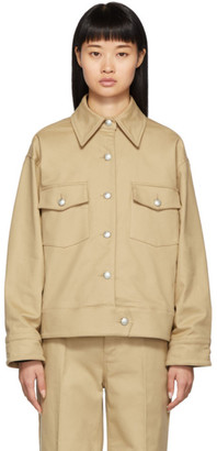Won Hundred Brown Alannah Jacket