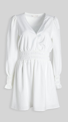 WAYF Delancy Smocked Waist Dress