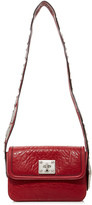 RED Valentino Leather Shoulder Bag with Snake