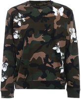 Valentino Mariposa Print Sweatshirt