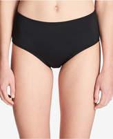Calvin Klein Mid-Rise Tummy-Control Swim Bottoms Women's Swimsuit