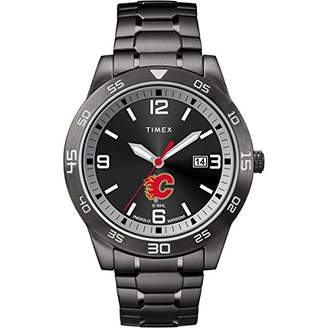 Timex Men's TWZHFLAMM Acclaim NHL Tribute Collection Watch