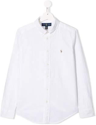 Ralph Lauren Kids TEEN button down shirt