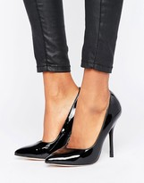 Paper Dolls Pointed Stiletto Court Shoe